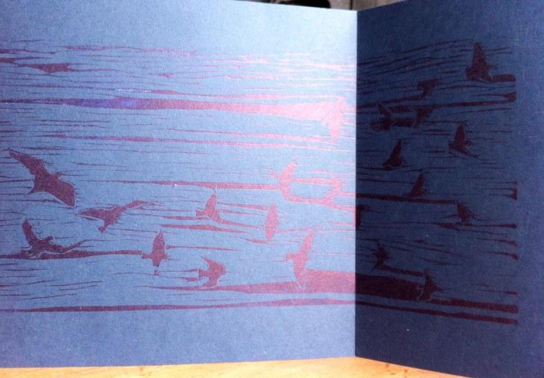 Birds inside vinyl 2