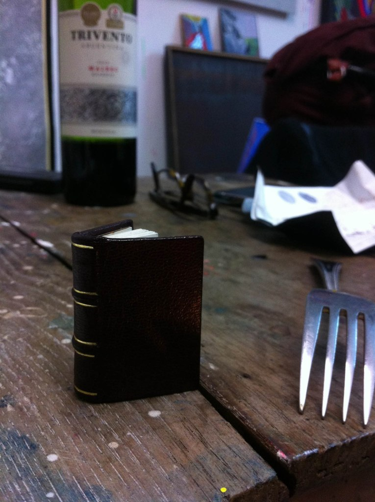 The smallest book_2
